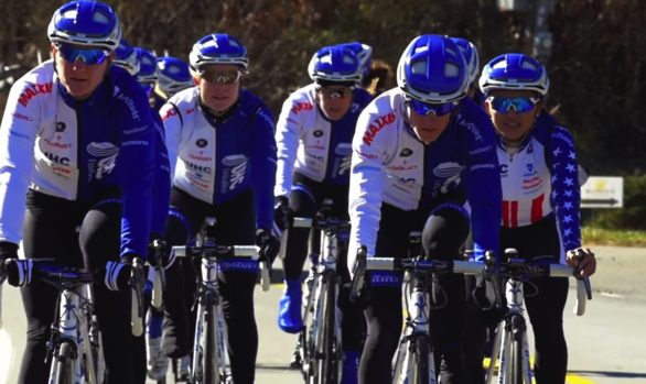 2015 UHC Pro Cycling Season Launch Film