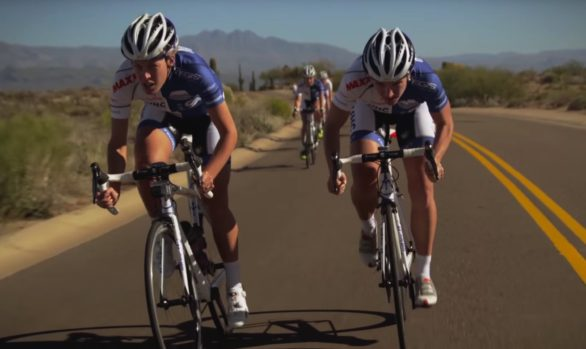 Path to the Podium - UHC Pro Cycling