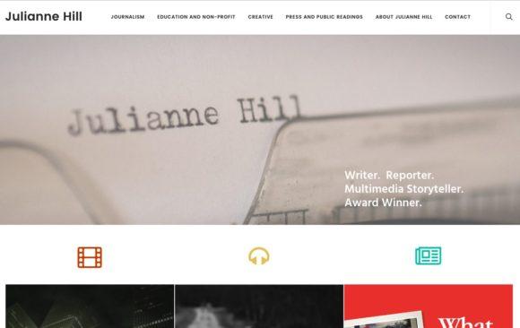 JulianneHill.com